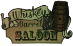 Whiskey Barrel Logo